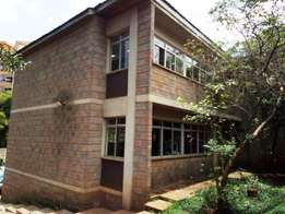 Office for rent along Cedar Rd in westlands