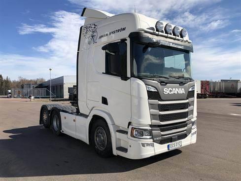 Scania R500 - 2018
