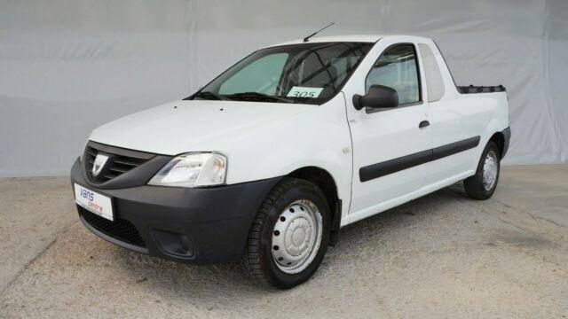 Dacia Logan Pick Up 1.5DCI / AHK - 2010