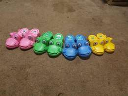 Comfortable Kids Shoes available in four different colours