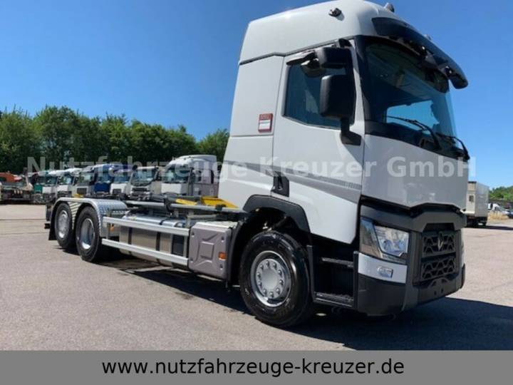 Renault Abrollkipper T 480 - 2019