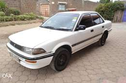 Toyota AE91 for sale