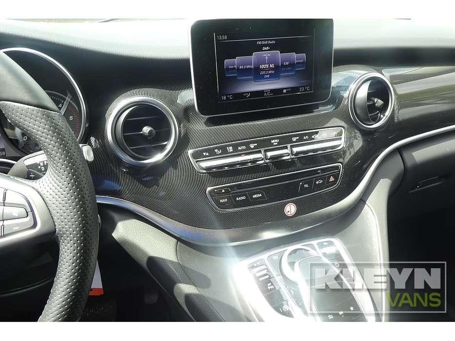 Mercedes-Benz V-KLASSE 220 CDI lang led 8-persoons - 2018 - image 15