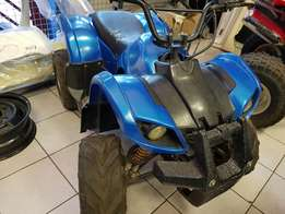 quad bike 125cc very fast for sale running well