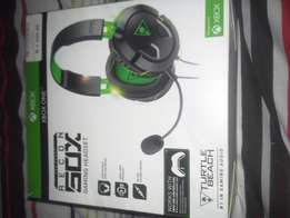 Xbox one Turtle beach Gaming Headset for sale