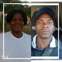 Zimbabwean couples looking for housekeeping and cleaning job