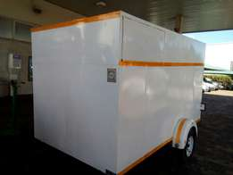 Mobile trailer for sale