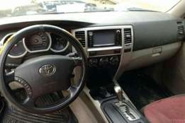 A very clean uses 04 4runner with v6 engine