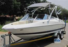 2012 Sensation sxi with 5.0L mercruiser V8 mpi