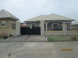 3bedroom bungalow for rent apo abuja
