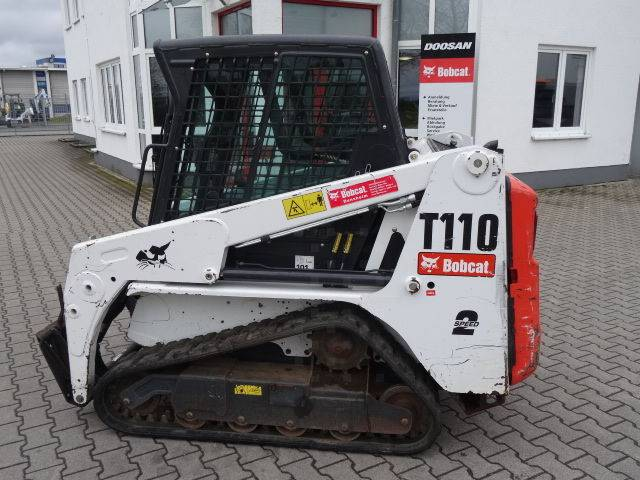 Bobcat T110 - 2016