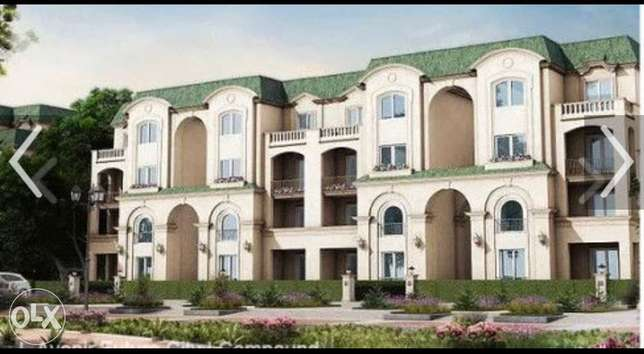 Town house middle at L'Avenir Mostakbal city-ready on June