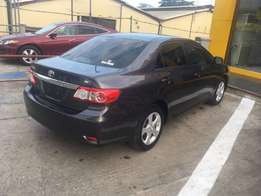 2012 Toyota Corolla LE (FOREIGN USED)