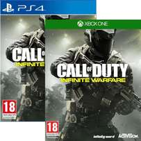 Call Of Duty:Infinite Warfare Standard Edition Ps4&XB1 By ACTIVISION