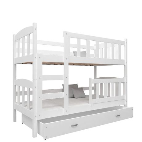 łóżko Piętrowe Dla Dzieci Materace Defi 160x80 Poznań