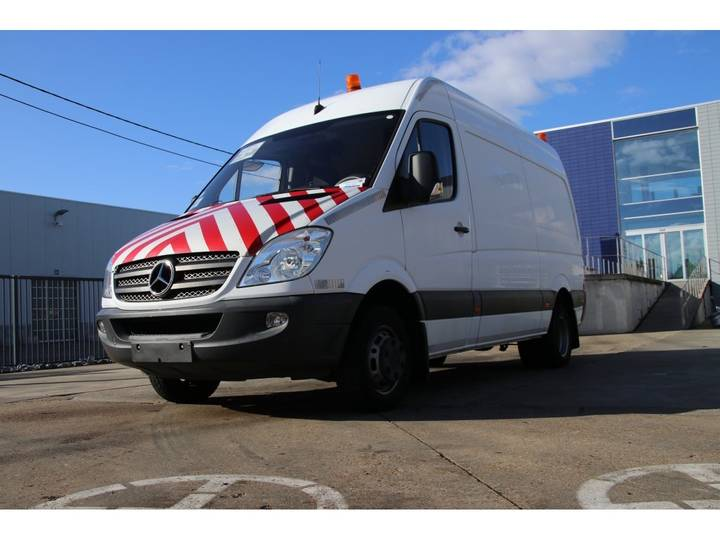 Mercedes-Benz SPRINTER 519 CDI - 97 471 KM - 2011