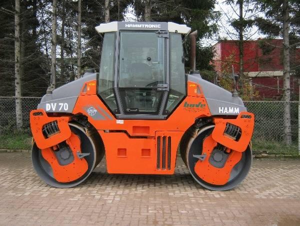 Hamm DV-70 - 2006