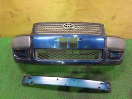 Toyota Succeed front bumper