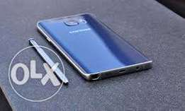 Samsung Galaxy Note 5 Blue- 4GB RAM - 32GB - 16MP Camera - Single SIM