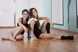 Pole Dancing Fitness Classes - the best way to get into shape!