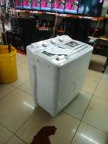 Dry cleaning machine 3 month's old. At 20k