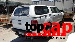 Ford Ranger T6 DC New Canopy by Top Cap Canopies for Sale