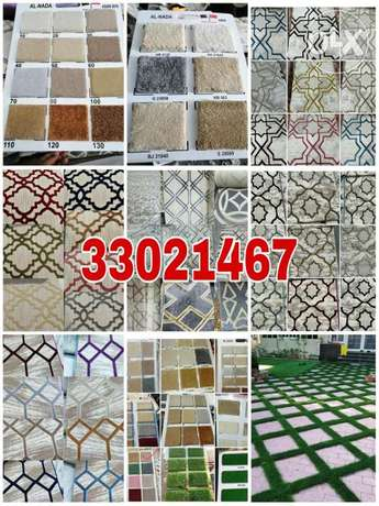 New turkey carpet sale and fixing