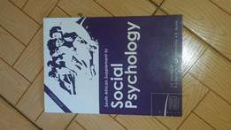 SA Supplement to Social Psych (book)