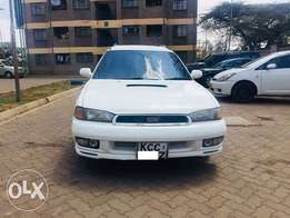 Subaru Legacy, Old Model, Very Clean and Well Maintained