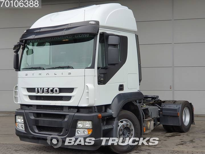 Iveco Stralis AT440S45 4X2 Intarder EEV - 2011