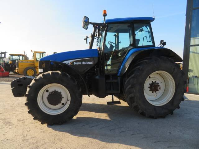New Holland Tm175 - 2003