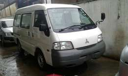 Mitsubishi Bongo &Vanette manual/ auto Diesel and petrol