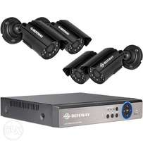Dvr CCTV sale and installation services