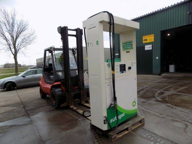 Trailer gilbarco fuel tank - 1997