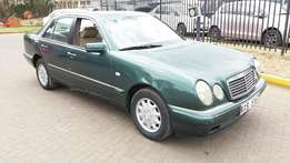 Mercedes-Benz E200. Trade In Ok