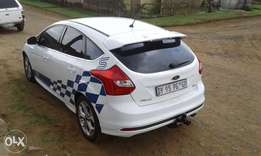 Ford focus S-line. 2013 2.0 duratech.