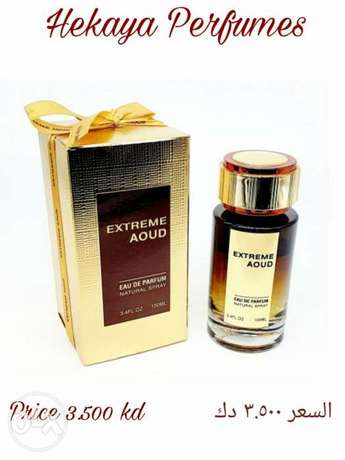 Extreme Oud EDP by World Fragrance 100ml only 3.500kd free delivery