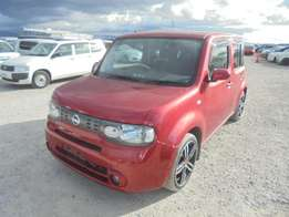 NISSAN / CUBE CHASSIS # Z12-0808 year 2010
