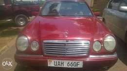 Mercedes Benz Model E200 for Sale