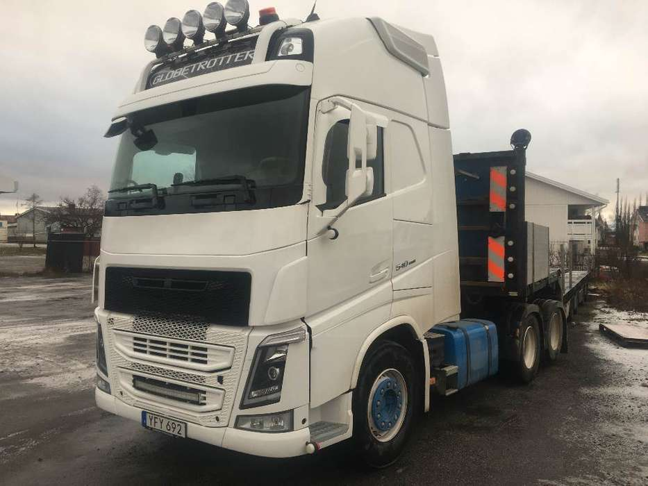 Volvo Fh 540 - 2015