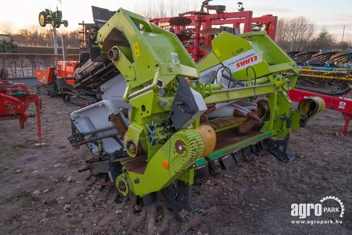 Claas Conspeed 6-75fc 6 Row, Foldable Corn Header - 2012