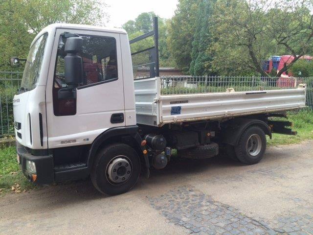 Iveco EuroCargo 80E18 4x2 Euro Cargo 80E 18 4x2 Meiller Kipper - 2010