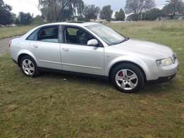 Audi a4 in mint condition for R56000