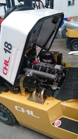 HELI-CHL 1,8 TON Forklift DECEMBER MADNESS SALE!! R 182 595 excl Kempton Park - image 2