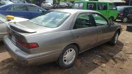 Toyota Camry LE in good condition