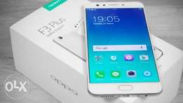 New and sealed Oppo F3 plus