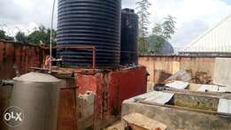 Fish and Poultry Farm for sale at Madalla close to Zuba
