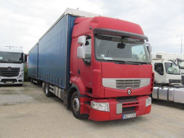 Renault Premium DxI 460 Jumbo - 2011