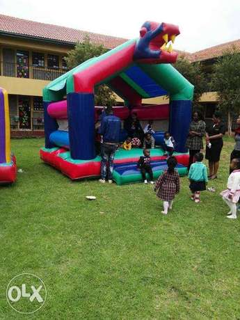 we offer the best of bouncing castles,trampoline face painting and clo Westlands - image 1
