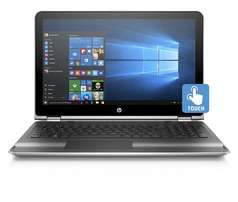 HP Pavilion x360 2-in-1 15.6 Touch-Screen